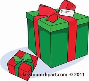 Christmas Clipart - two-wrapped-christmas-gifts ...