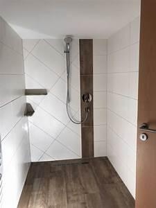 Badezimmer Platten Statt Fliesen : dusche platten statt fliesen schulte duschen werksverkauf badewanne mit bodenfliesen bad ~ Watch28wear.com Haus und Dekorationen