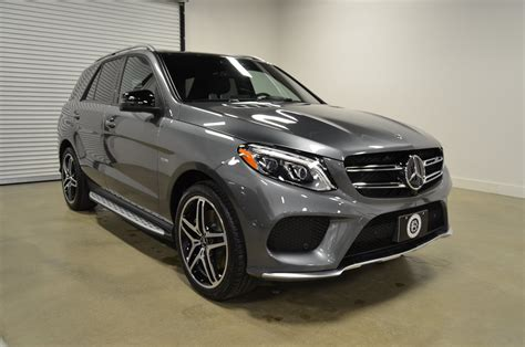 2018 Mercedesbenz Gle43 Amg For Sale #78310 Mcg