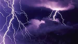 Lampi e tuoni: pochi attimi prima della tempesta - YouTube
