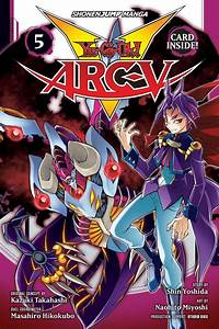 Yu-Gi-Oh! ARC-V - Volume 005 - Yugipedia - Yu-Gi-Oh! wiki  Yugioh