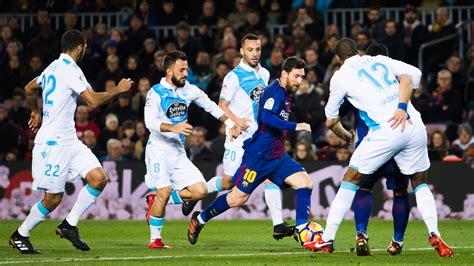 Deportivo La Coruna 0-8 Barcelona Maç Özeti ve Golleri 20.04.2016 video   Spor Videoları