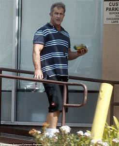 Bulked up Mel Gibson spotted at hormone replacement centre ...