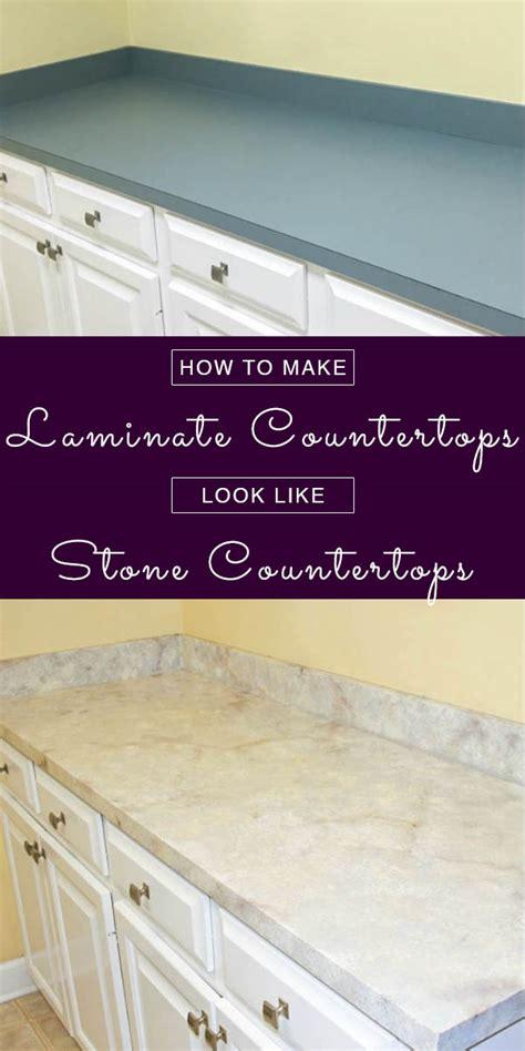 make laminate countertops look like granite crafting a