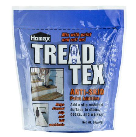 homax tread tex anti skid paint additive poolsuppliescom