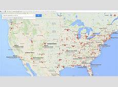 google maps map of usa arabcookingme