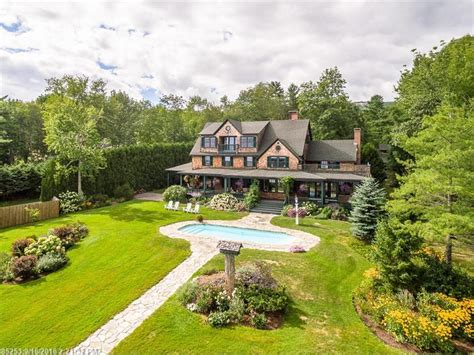maine waterfront property in bath rockland boothbay