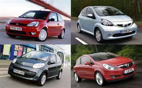 Top 10 Cheap Cars For Students