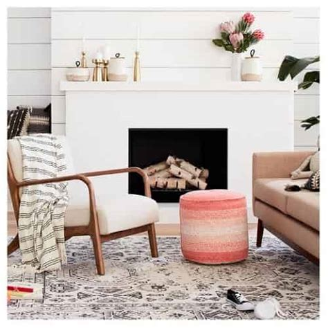 living room chairs target rodney wood arm chair review
