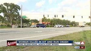 Woman dead after falling out of van in North Fort Myers ...