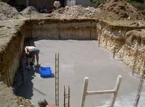 construire sa piscine parpaings construire une piscine With piscine en agglos creux