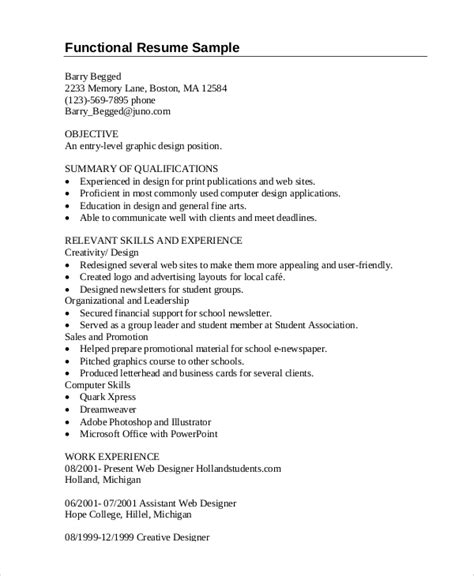 simple resume examples  ms word