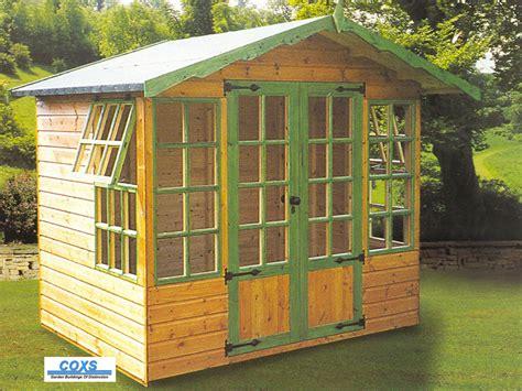 taynton summerhouse cox sheds kirkby in ashfield