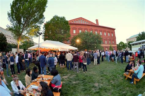 Dc Backyard Bbq by Discover House This Summer At The National Building