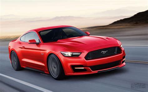 Ford Mustang approda in Italia | Vvox