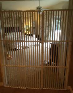 pet gate with cat door cat gate rover company