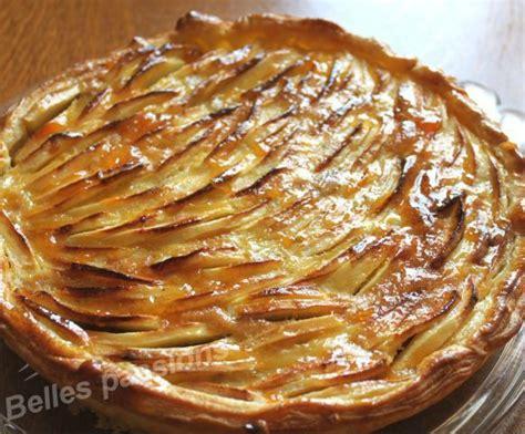 tarte au pomme pate feuilletee tarte au pomme pate feuillete 28 images tarte aux pommes 224 la p 226 te feuillet 233 e le