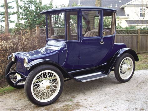1917 Detroit Electric Vs 2014 Bmw I3 A Century Of