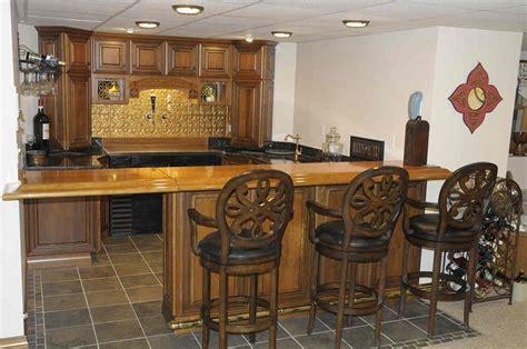 custom bar handmade custom bar with cherry wood bar top by property