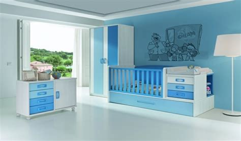 35 idées originales pour la décoration chambre bébé