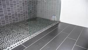 Carrelage De Douche : douche italienne carrelage carrelage imitation bois pour ~ Edinachiropracticcenter.com Idées de Décoration