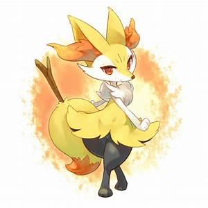 pokemon braixen images