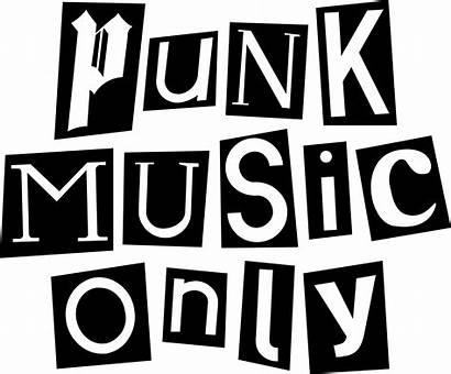 Punk Transparent Openclipart Clipart Rebel Rock Artwork
