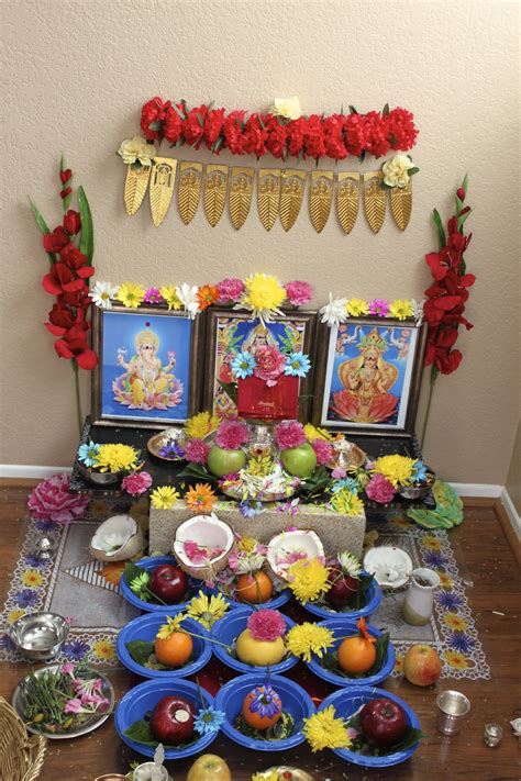 satyanarayan pooja performed  general peace