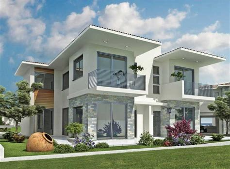 the home designers modern exterior home designs with white paint color home