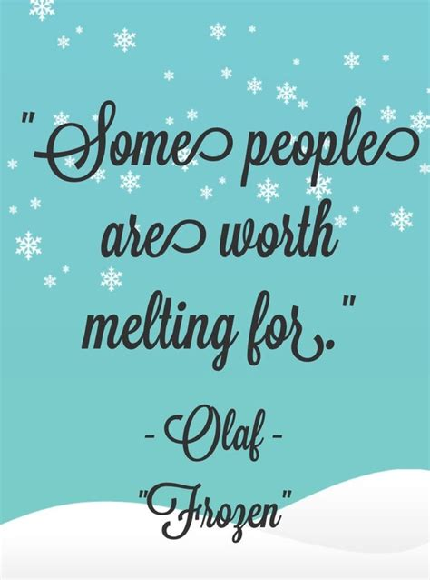 11 Best Olaf Quotes And Sayings