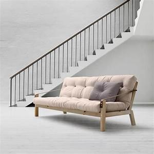 canape lit futon poesie mykaz With canapé futon convertible
