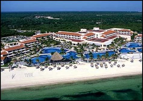 moon palace cancun mexico paradise places ive