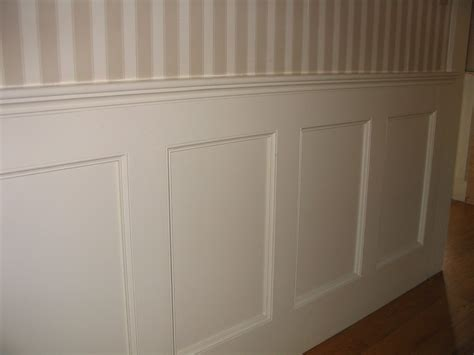 installing wainscoting  concord carpenter