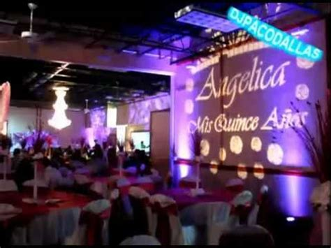 led  lighting gobo   pics  quinceaneras