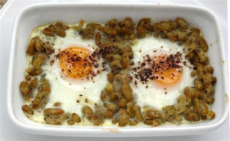 cuisiner flageolet flageolets aux œufs et aneth baghali ghtot la tendresse en cuisine