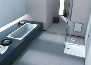 Badrenovierung Kleines Bad : badrenovierung mit gro er wirkung ~ Markanthonyermac.com Haus und Dekorationen