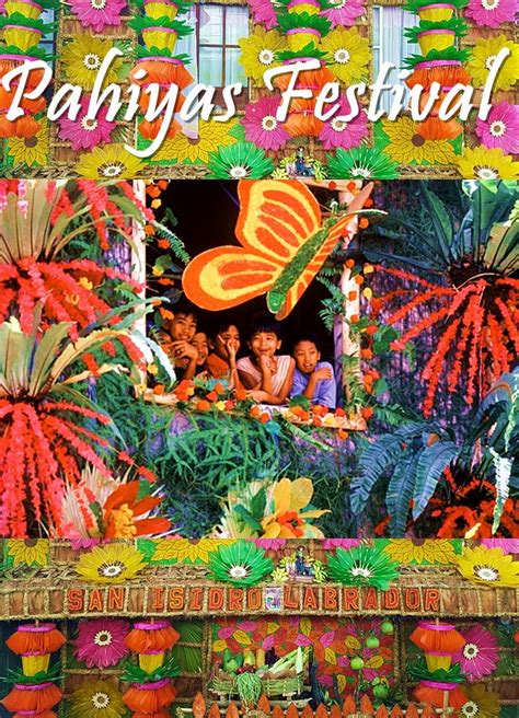 2018 PAHIYAS FESTIVAL SCHEDULE OF ACTIVITIES | The Happy Trip