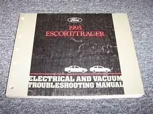 1995 Mercury Tracer Electrical Wiring  U0026 Vacuum Diagram