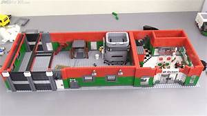 Custom LEGO Octan Factory MOC update 2 - YouTube