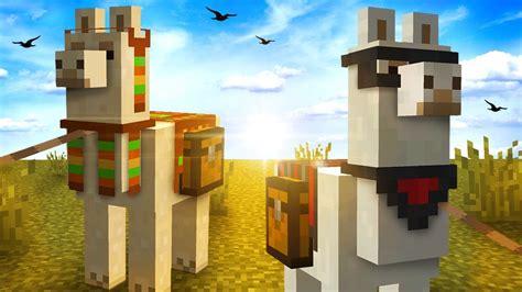 llamas  minecraft youtube
