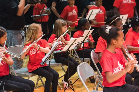 Giving Back Kids Orchestra