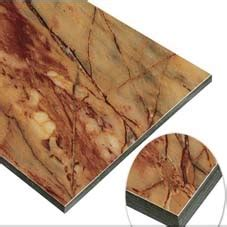 marble aluminum composite panel aludream