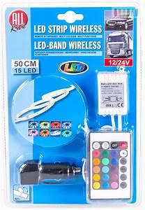 Led Band Fernbedienung : 50cm led strips band mehrfarbig fernbedienung beleuchtung ~ Watch28wear.com Haus und Dekorationen