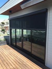 outdoor window shades Exterior Shades for Windows, Motorized Shades