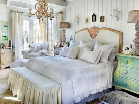 Country Bedding Ideas, Shabby Chic French Country Bedroom