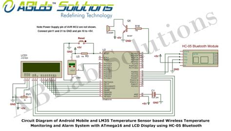 Android Mobile Temperature Sensor Based Wireless