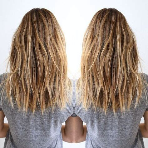 messy medium hairstyles  thick hair