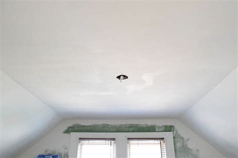 how to remove popcorn ceiling hometalk