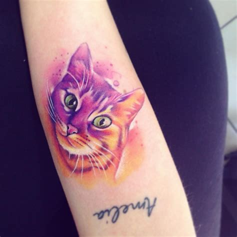 gorgeous watercolor tattoos  adrian bascur page