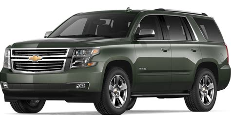 Size Suv Best Mpg by 2019 Tahoe Size Suv Avail As 7 Or 8 Seater Suv